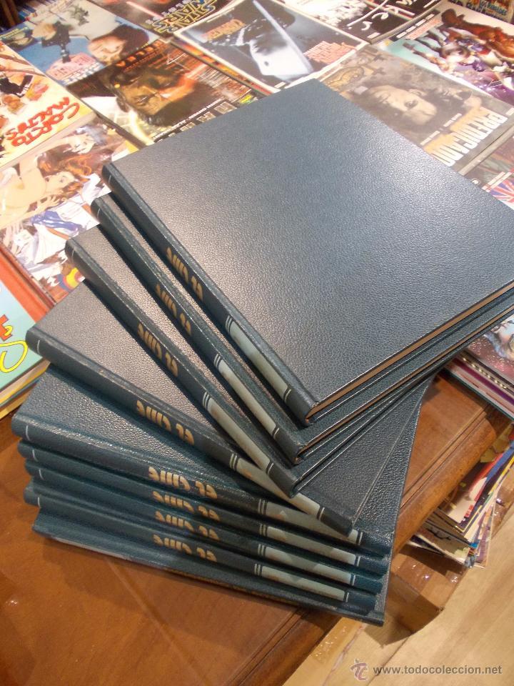 Libros de segunda mano: ENCICLOPEDIA DEL CINE - 7º ARTE COMPLETA - 8 TOMOS + DICCIONARIO DE ACTORES - BURU LAN - BURULAN - Foto 3 - 52898105