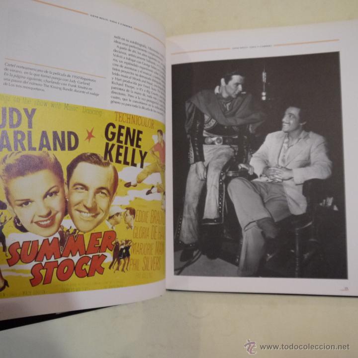 Libros de segunda mano: TODAS LAS PELÍCULAS DE GENE KELLY - RBA - 1994 - Foto 4 - 52992380