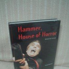 Libros de segunda mano: HOWARD MAXFORD: HAMMER, HOUSE OF HORROR. (TEXTO EN INGLÉS). Lote 53013419