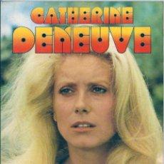 Libros de segunda mano: CATHERINE DENEUVE ( EN FRANCÉS ). Lote 53046854