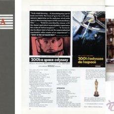 Libros de segunda mano: ENCICLOPEDIA CINE & MÚSICA. LAS OBRAS MAESTRAS DEL CINE 1989. Lote 53118576