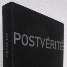 Libri di seconda mano: SICHEL, BERTA: POST VÉRITÉ (CENTRO PÁRRAGA) (CB). Lote 82002987