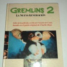 Libros de segunda mano: GREMLINS 2 LA NUEVA GENERACIÓN - ANAYA 1990. Lote 53570284