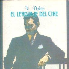 Libros de segunda mano: EL LENGUAJE DEL CINE. Lote 53591623