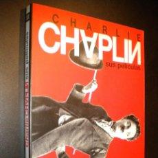 Libros de segunda mano: CHARLIE CHAPLIN Y SUS PELICULAS / JAVIER LUENGOS . Lote 53633360