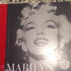 Libri di seconda mano: MARILYN INTIMATE EXPOSURES. FOTOS DE BRUNO BERNARD. NO INCLUYE LÁMINA. TAPA DURA. GRAN FORMATO. Lote 178617858