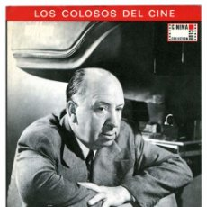 Libros de segunda mano: BRUNO VILLIEN - ALFRED HITCHCOCK - CINEMA CLUB COLLECTION, LOS COLOSOS DEL CINE #2 (1º ED. 1990). Lote 53811047