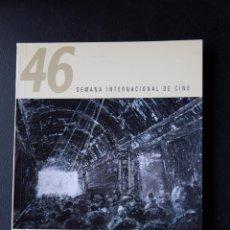Libros de segunda mano: 46 SEMANA INTERNACIONAL DE CINE DE VALLADOLID - 2001- CATALOGO OFICIAL. Lote 53953079