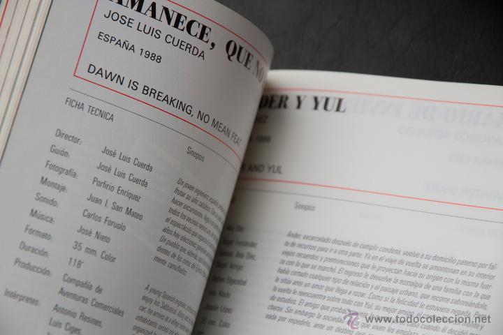 Libros de segunda mano: 34 SEMANA INTERNACIONAL DE CINE VALLADOLID - 1989 - CATALOGO OFICIAL - Foto 3 - 53957725