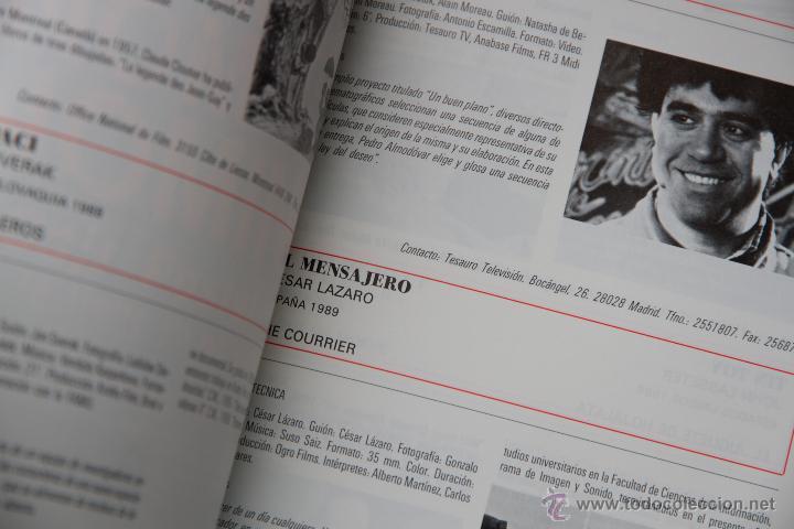 Libros de segunda mano: 34 SEMANA INTERNACIONAL DE CINE VALLADOLID - 1989 - CATALOGO OFICIAL - Foto 4 - 53957725