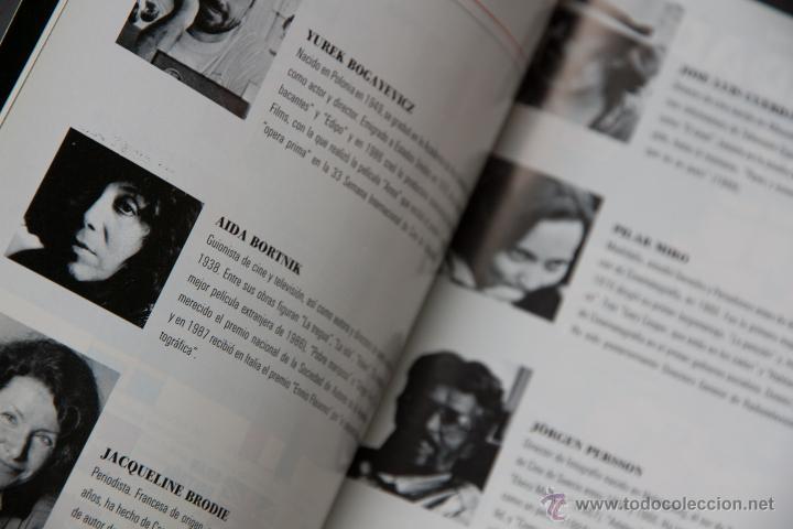 Libros de segunda mano: 34 SEMANA INTERNACIONAL DE CINE VALLADOLID - 1989 - CATALOGO OFICIAL - Foto 5 - 53957725