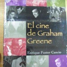Libros de segunda mano: EL CINE DE GRAHAM GREENE- E FUSTER. Lote 54160791
