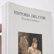 Libros de segunda mano - HISTORIA DEL CINE - ROMÁN GUBERN - 54279258