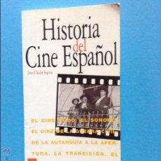 Libros de segunda mano: HISTORIA DEL CINE ESPAÑOL JEAN CLAUDE SEGUIN. Lote 54442988
