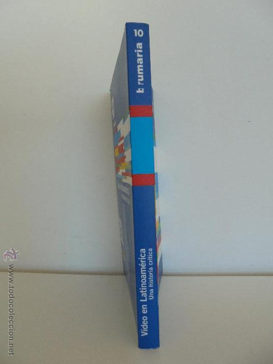 Libros de segunda mano: VIDEO EN LATINOAMERICA UNA HISTORIA CRITICA. EDICION LAURA BAIGORRI.GRACIELA TAQUINI. SARAH MINTER. - Foto 2 - 54559346