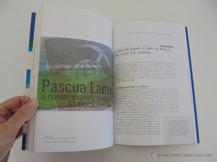Libros de segunda mano: VIDEO EN LATINOAMERICA UNA HISTORIA CRITICA. EDICION LAURA BAIGORRI.GRACIELA TAQUINI. SARAH MINTER. - Foto 14 - 54559346