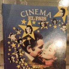 Libros de segunda mano: CINEMA. LA HISTORIA DEL CINE. COLECCIONABLE DE EL PAÍS ENCUADERNADO. (DIARIO EL PAÍS, 1990). Lote 54580848