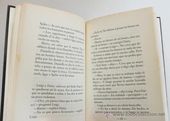 Libros de segunda mano: SUPER MARIO BROS - LIBRO NOVELA TODD STRASSER - BASADA EN GUIÓN DE PELÍCULA - PERSONAJE D VIDEOJUEGO - Foto 4 - 54834352
