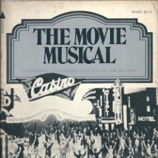 Libros de segunda mano: THE MOVIE MUSICAL. Lote 55042841