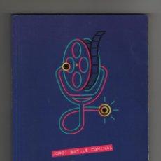 Libros de segunda mano: MED&CINE, ENCUENTROS, TRIBULACIONES Y CORTOCIRCUITOS ENTRE CINE Y MEDICINA.. Lote 55046832