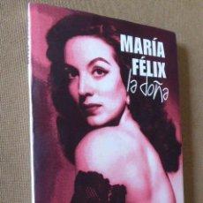 Libros de segunda mano: MARIA FELIX. LA DOÑA. PIERRE PHILIPPE. ASSOULINE, 2006. 78 PP. MUY ILUSTRADO. EN INGLÉS.. Lote 55047202