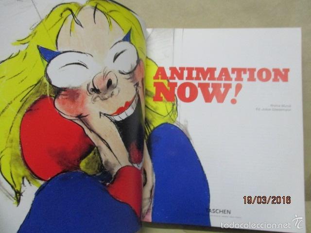 Libros de segunda mano: ANIMATION NOW - ANIMA MUNDI - TASCHEN - (ver fotos) - Foto 5 - 55153336