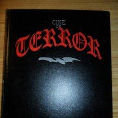Libros de segunda mano: COLECCIÓN CINE DE TERROR (TOMO 2 DE 2) 20 FASCÍCULOS ENCUADERNADOS. Lote 55718798