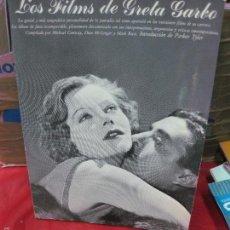 Libros de segunda mano: LOS FILMS DE GRETA GARBO. AYMA EDITORA 1ª ED. 1979.. Lote 56042704