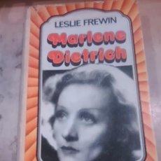 Libros de segunda mano: MARLENE DIETRICH (BARCELONA, 1973). Lote 56098507
