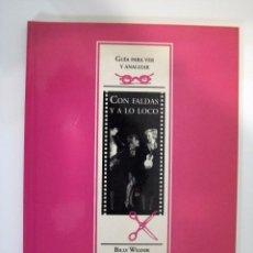Libros de segunda mano: R. BALLESTER AÑÓN - GUÍA PARA VER Y ANALIZAR CON FALDAS Y A LO LOCO. NAU LLIBRES / OCTAEDRO, 2000.. Lote 56307234