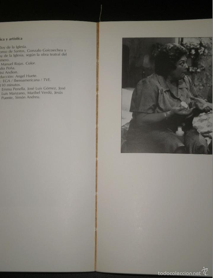 Libros de segunda mano: Libro. IV Semana de cine español (catálogo). Murcia, 1988, filmoteca regional. Postal de regalo - Foto 2 - 56557471