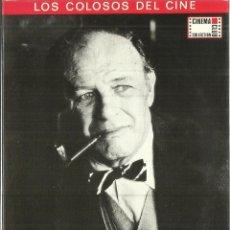 Libros de segunda mano: J.L. MANKIEWICZ. CARLOS F. HEREDERO. CINEMA CLUB COLLECTION. BARCELONA. 1990. Lote 56734467