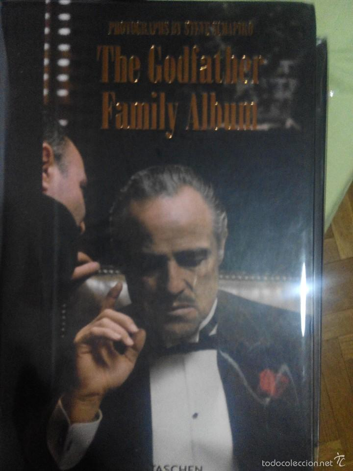 EL PADRINO DE MARIO PUZO ALBUM FOTOGRAFICO EDICION LUJO THE GODFATHER FAMILY TASCHEN NUEVO (Second Hand Books - Fine Arts, Leisure and Collecting - Cinema)