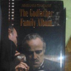 Libros de segunda mano: EL PADRINO DE MARIO PUZO ALBUM FOTOGRAFICO EDICION LUJO THE GODFATHER FAMILY TASCHEN NUEVO. Lote 56739919