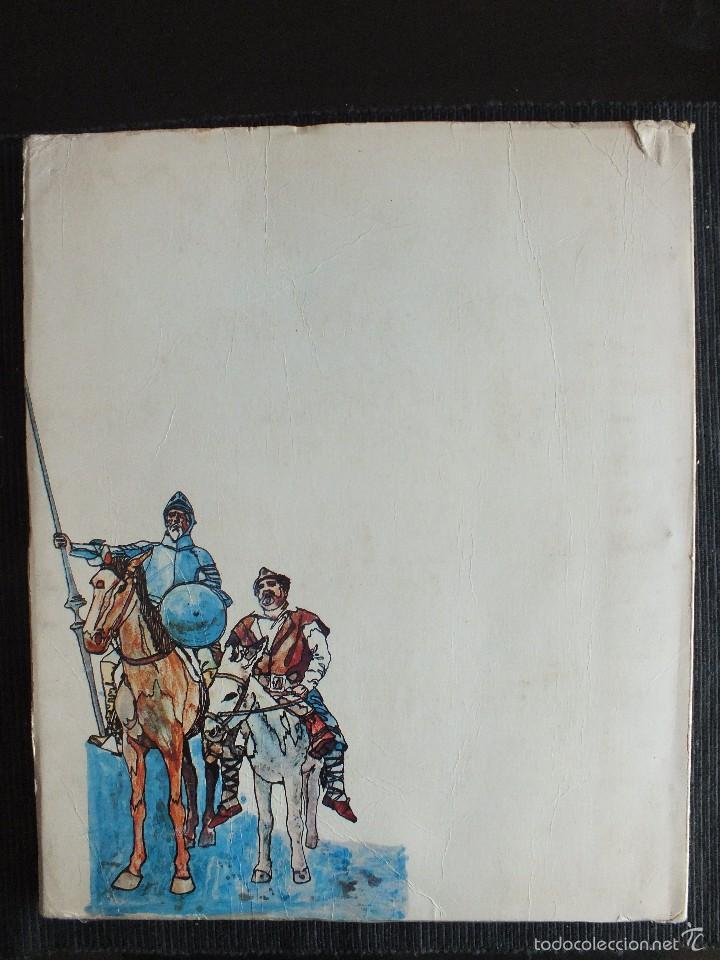 Libros de segunda mano: DON QUIJOTE DE LA MANCHA - FOTONOVELA DE LA PELICULA DE RAFAEL RIVELLES-JUAN CALVO 1947 EDITOR PRESS - Foto 2 - 56841147