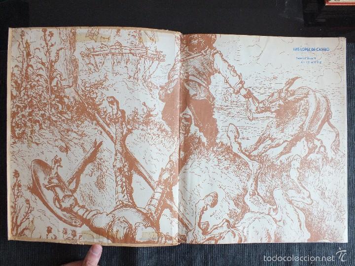 Libros de segunda mano: DON QUIJOTE DE LA MANCHA - FOTONOVELA DE LA PELICULA DE RAFAEL RIVELLES-JUAN CALVO 1947 EDITOR PRESS - Foto 4 - 56841147