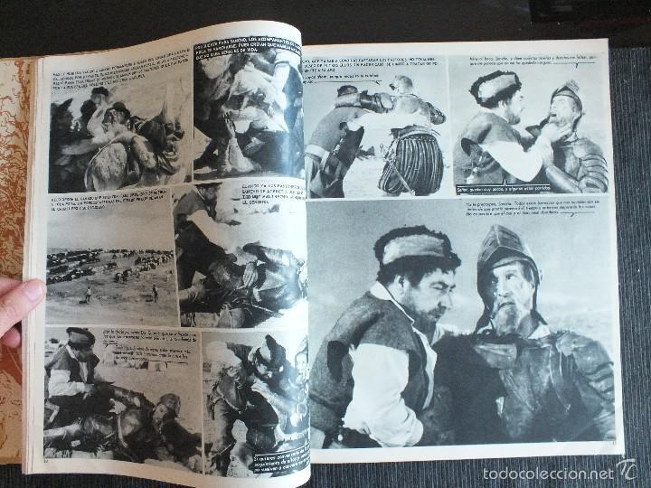 Libros de segunda mano: DON QUIJOTE DE LA MANCHA - FOTONOVELA DE LA PELICULA DE RAFAEL RIVELLES-JUAN CALVO 1947 EDITOR PRESS - Foto 7 - 56841147