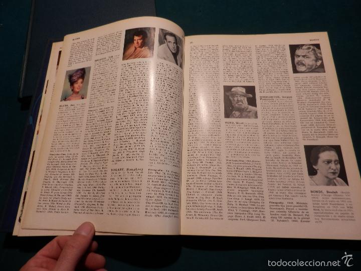Libros de segunda mano: EL CINE - ENCICLOPEDIA DEL 7º ARTE - COMPLETA 9 TOMOS CON EL DICCIONARIO DE ACTORES - BURU LAN 1973 - Foto 9 - 56889227