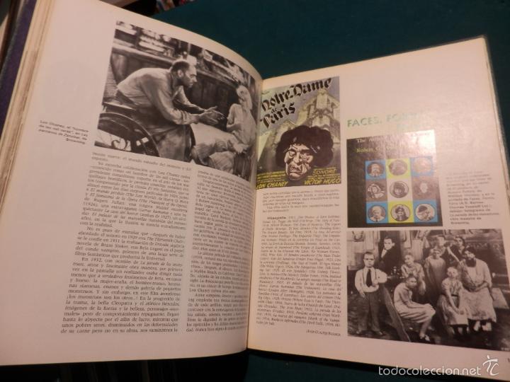 Libros de segunda mano: EL CINE - ENCICLOPEDIA DEL 7º ARTE - COMPLETA 9 TOMOS CON EL DICCIONARIO DE ACTORES - BURU LAN 1973 - Foto 10 - 56889227