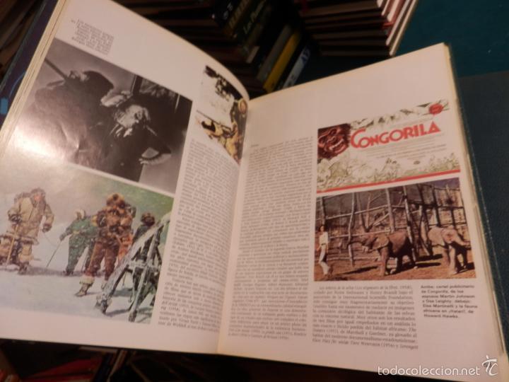 Libros de segunda mano: EL CINE - ENCICLOPEDIA DEL 7º ARTE - COMPLETA 9 TOMOS CON EL DICCIONARIO DE ACTORES - BURU LAN 1973 - Foto 11 - 56889227