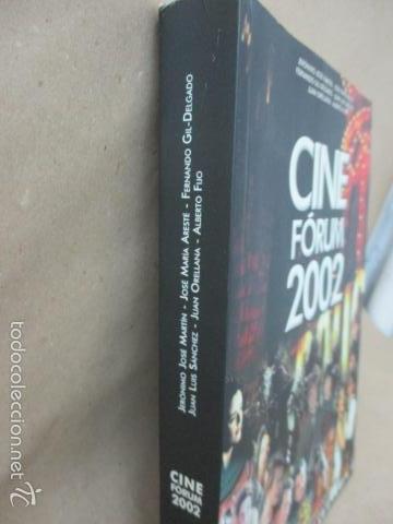 Libros de segunda mano: CINE FÓRUM 2002, CRÍTICAS, FICHA DE TODAS LAS PELÍCULAS DEL 2001 (VVAA) DOSSAT 2000 - 2002 - Foto 4 - 56975455