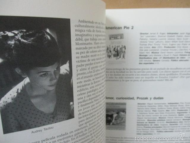 Libros de segunda mano: CINE FÓRUM 2002, CRÍTICAS, FICHA DE TODAS LAS PELÍCULAS DEL 2001 (VVAA) DOSSAT 2000 - 2002 - Foto 8 - 56975455