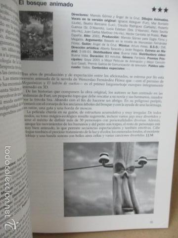 Libros de segunda mano: CINE FÓRUM 2002, CRÍTICAS, FICHA DE TODAS LAS PELÍCULAS DEL 2001 (VVAA) DOSSAT 2000 - 2002 - Foto 9 - 56975455