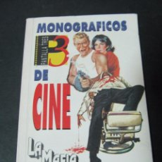 Libros de segunda mano: MONOGRAFICOS DE CINE PANTALLA 3. LA MAFIA. Lote 57127278