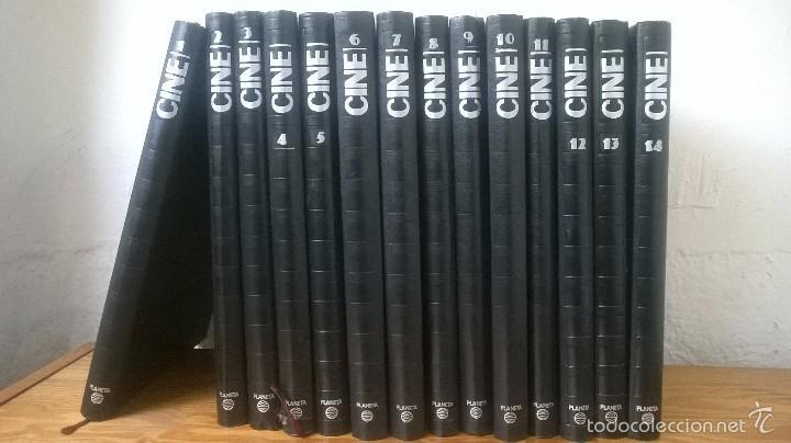 HISTORIA UNIVERSAL DEL CINE (PLANETA, 1982) - COMPLETA 14 VOLS. SIN USO (Libros de Segunda Mano - Bellas artes, ocio y coleccionismo - Cine)