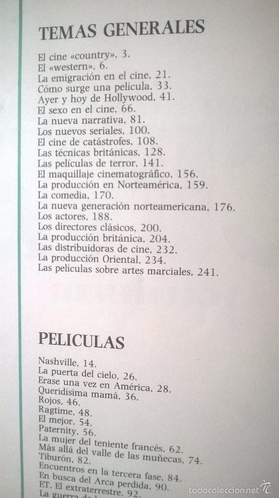 Libros de segunda mano: HISTORIA UNIVERSAL DEL CINE (Planeta, 1982) - COMPLETA 14 vols. SIN USO - Foto 7 - 57411796