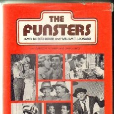 Libros de segunda mano: THE FUNSTERS WITH GREGORY W. MANK AND CHARLES HOYT. JAMES ROBERT PARISH AND WILLIAM T. LEONARD . Lote 57541828