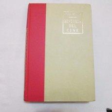 Libros de segunda mano: HISTORIA DEL CINE - PIERRE LEPROHON - 1968. Lote 57555693