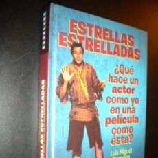 Libros de segunda mano: ESTRELLAS ESTRELLADAS / LUIS MIGUEL CARMONA. Lote 57610724