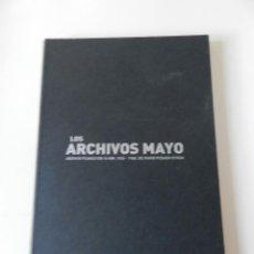 Libros de segunda mano: MARIO POSADAS OCHOA .- LOS ARCHIVOS MAYO ARCHIVO FILMICO 16MM 1945 -1968 INCLUYE DVD. Lote 57633955